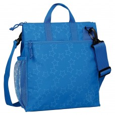 Lassig Changing bag Casual Buggy Reflective Star Blue