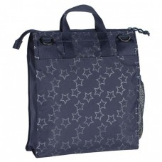 Lassig Changing bag Casual Buggy Reflective Star Navy