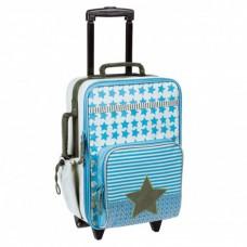 Lassig Kids Trolley Suitcase Oliv