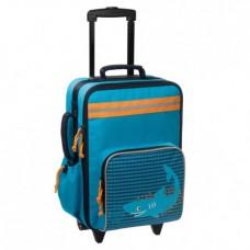 Lassig Kids Trolley Suitcase Shark ocean