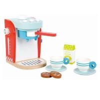 Lelin Toys Coffee Maker Set