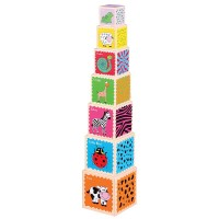 Lelin Toys Stacking Cubes