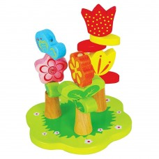 Lelin Toys Низанка Цветна градина