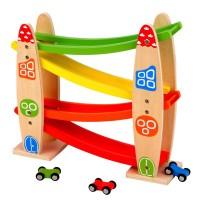 Lelin Toys Rolling Slope