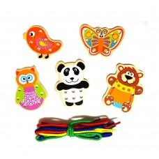 Lelin Toys Забавни животни за шиене