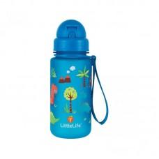 LittleLife Water Bottle Dino