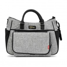 Lorelli Duo bag grey