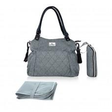 Lorelli Kristin Mama bag, grey
