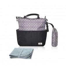 Lorelli Laura Mama bag, black