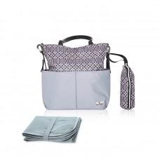 Lorelli Laura Mama bag, grey