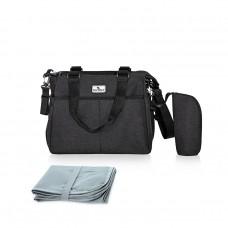Lorelli Maya Mama bag, black