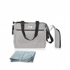 Lorelli Maya Mama bag, grey