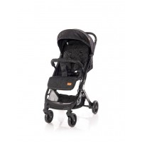 Lorelli Baby stroller Fiorano, black diamond