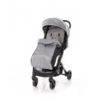 Lorelli Baby stroller Fiorano, grey diamond