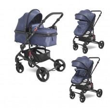 Lorelli Baby stroller Alba Classic, blue