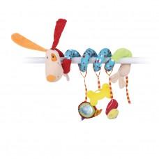 Lorelli Spiral toy Dog