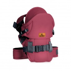 Lorelli Baby Carrier Weekend, red