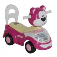 Lorelli Ride On Car Bear pink