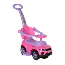 Lorelli Ride On Car Off Road with handle, pink