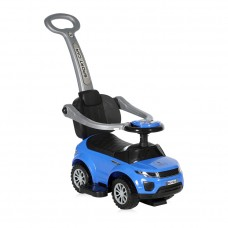 Lorelli Ride On Car Off Road with handle, blue