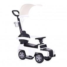 Lorelli Кола за яздене X-Treme с родителски контрол, бяла