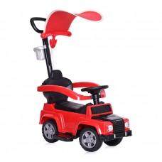 Lorelli Кола за яздене X-Treme с родителски контрол, червена