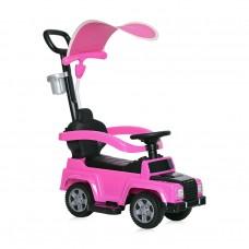 Lorelli Кола за яздене X-Treme с родителски контрол, розова