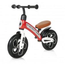 Lorelli Balance Bike Scout, red