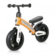 Lorelli Balance Bike Scout air wheels, orange