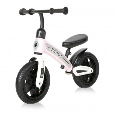 Lorelli Balance Bike Scout air wheels, pink