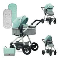 Lorelli Baby stroller Alexa Set green