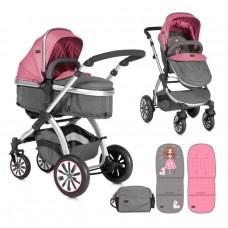 Lorelli Baby stroller Aurora pink