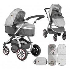 Lorelli Baby stroller Aurora grey