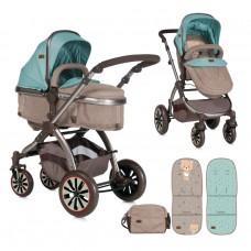 Lorelli Baby stroller Aurora green