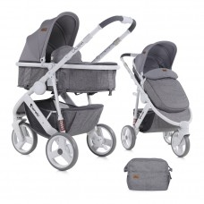 Lorelli Baby stroller Calibra 2 in 1 Grey