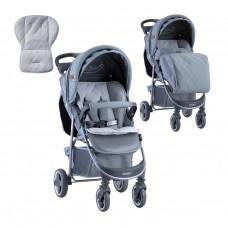 Lorelli Baby stroller Daisy Beige grey