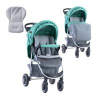 Lorelli Baby stroller Daisy Beige green
