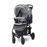 Lorelli Baby stroller Daisy, Cool grey