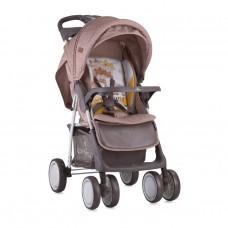 Lorelli Baby stroller Foxy Beige&Yellow Happy Family