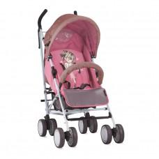 Lorelli Бебешка лятна количка Ida розова