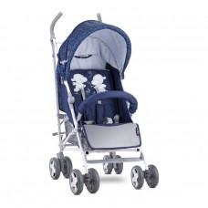 Lorelli Baby stroller Ida with Footcover Hippo
