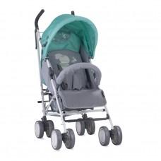 Lorelli Бебешка лятна количка Ida зелена
