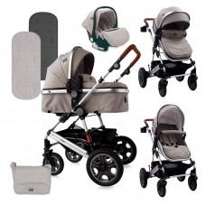 Lorelli Baby stroller Lora Set string