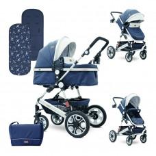 Lorelli Baby stroller Lora blue