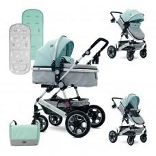 Lorelli Baby stroller Lora green
