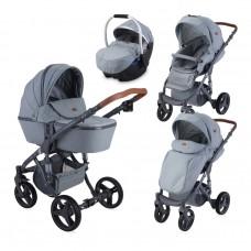 Lorelli Baby stroller Rimini Grey