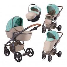 Lorelli Baby stroller Rimini Green