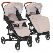 Lorelli Baby stroller S300 with footcover, string