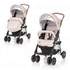Lorelli Baby stroller Terra with Footmuff, String