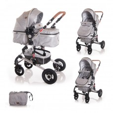Lorelli Baby stroller Alba, light grey